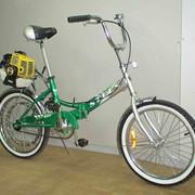 Подвесной велодвигатель МЕТЕОР 1.6S (1.6 л.с. 4-х тактн. SUBARU) фото