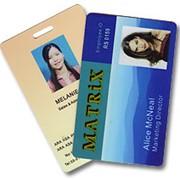 Бесконтактная карта доступа стандарта Temic GuestCard фото