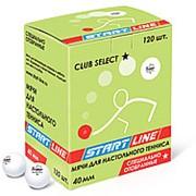 Мячи игральные для тенниса Club Select 1* 120 мячей белые фото