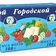 Сыр плавленый «Городской» 30% фото
