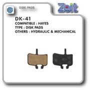 Колодка дисковая Zeit DK-41 фото