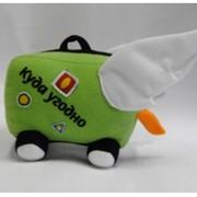 Изготовление мягкой игрушки с логотипом в Киеве, цена фото