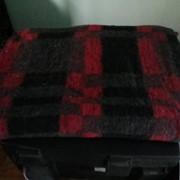 Одеяло байковое полуторное 150*200см фото