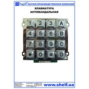 Клавиатура антивандальная KEYBOARD Оборудование для автозаправок фото