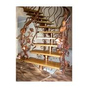 Кованые лестницы николаев фото