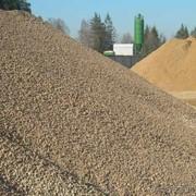 Доставка сыпучих строительных материалов фото