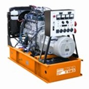 Электроагрегаты и электростанции бензиновые фото