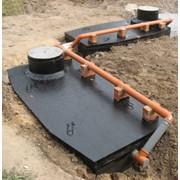 Автономная канализация,септики,жироуловители,очистка сточных вод фото
