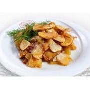 Доставка гарниров - Картофель по-домашнему(г) фото