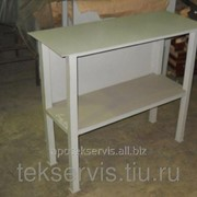 Стол металлический - нагрузка 80 кг СП СМ-3 исп 2 фото