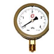 Манометры абсолютного давления. Манометры с мембранной пружиной. фото