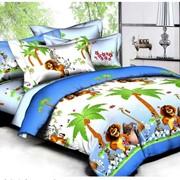 Мадагаскар постельное белье ранфорс фото