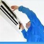 Стандартный монтаж кондиционера (бытовой сплит-системы) фото