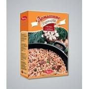Продукты быстрого приготовления, Гречка с грибами фото