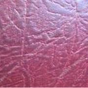 Комплект для обивки дверей тесненный ( кожвинил 1м х 2, 05 м, утеплитель 2, гвозди ) Бордовый №716250 фото