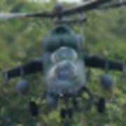 Боевой вертолет Ми-35М фото