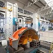 Горизонтально-расточной обрабатывающий центр РАМА SPEEDRAM для крупногабаритных деталей фото