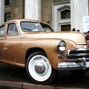 Прокат ретро автомобиля Газ-20 Победа фото
