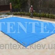 Тент-накрытие для бассейна. фото