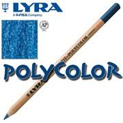 Высококачественные художественные карандаши Lyra Rembrandt Polycolor Павлиновая лазурь фото