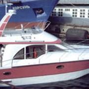 Моторный катер Фламинго корпус фото