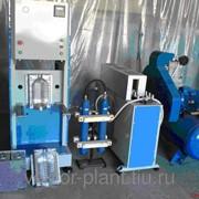 Комплект оборудования для выдува ПЭТ-тары, бутылок (0,2 - 10,0 л.) фото