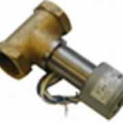 Клапан нормально закрытый запорный с электромагнитным управлением и форсировкой КЭФ-40 фото