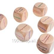 Кубики гадальные Офисные фото