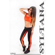 Женский костюм для фитнесса код 12512 фото