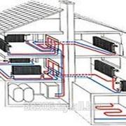 Проект по системе отопления фото