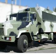Военная спецтехника Вахта КрАЗ-5233Н2 фото