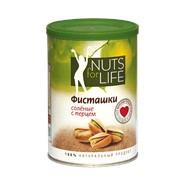Фисташка соленая с перцем Nuts for Life фото
