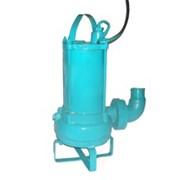 Насос для загрязненных жидкостей ЦМК16-27 фото