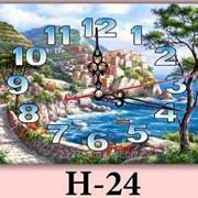 Часы H-24, 20х25 фото