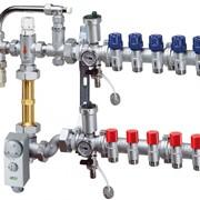 Вентиль угл.регул. для м/пл. трубы 1/2 б.г. FV 1050 C12 фото