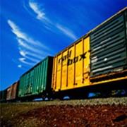 Грузоперевозки железнодорожные. Перевозка грузов по железной дороге фото