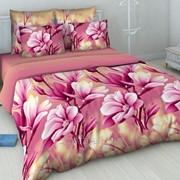 Постельное белье Баллада розовый фото