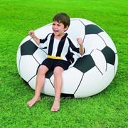 Надувное кресло мяч #75010 фото