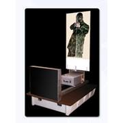 Мишени и оборудование для пневматических тиров: Поворотные мишени фото