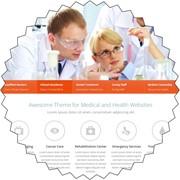 Создание сайта медицинской клиники фото