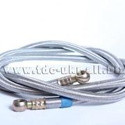 Топливный трубопровод 612600080024 L=2600 D14 для дизельного двигателя WD-615 (ВД-615) Weichay Power (Вейчай Повер), 612600080024 фото