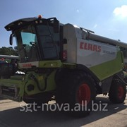 Комбайн зерновий Claas LEXION 570 фото