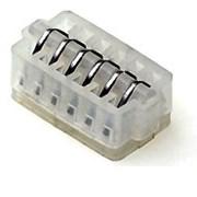 Титановые клипсы размера 5 мм 10 клипс в картридже стерильные Шторц) фото