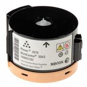 Заправка лазерного картриджа xerox 3010/3045 фото