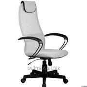 Кресло для персонала Metta BP-8Pl, светло-серое фото