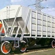 Ремонт и наладка систем разгрузки вагон-хоппера модель 11-715 железнодорожного четырёхосного крытого для цемента фото