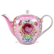 Чайник заварочный PIP Studio Antique Rose Pink 1.6 л (№ 51005001) фото
