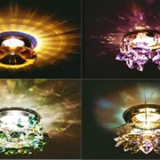 Светильники встраиваемые фото