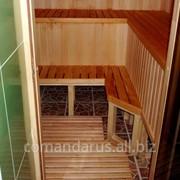 Изготовление сауны в Молдове,Вагонка деревянная в Молдове фото