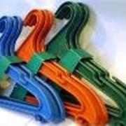 Вешалка пластиковая фото
